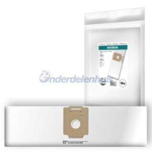 Stofzuigerzakken Wetrok Monovac Comfort, Durovac 6 Series 42300-2