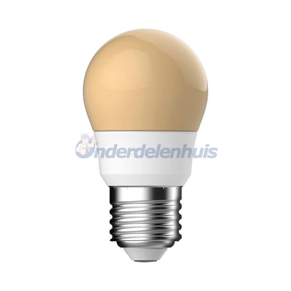 LED Kogel Flame Lamp Energetic