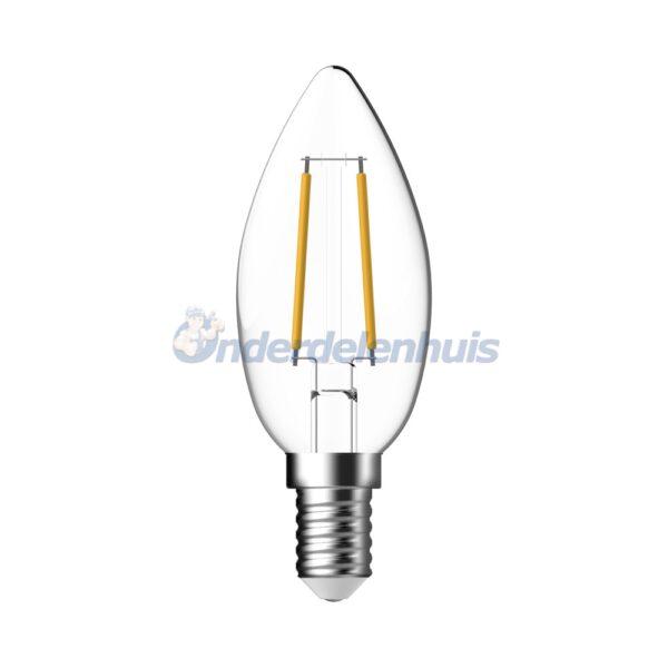 LED Kaars Helder Lamp Energetic