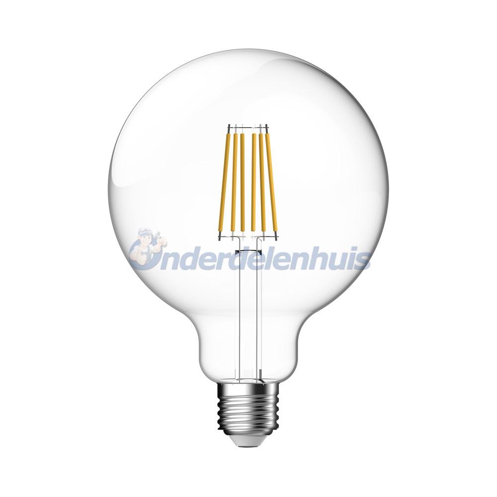 Energetic LED Globe Lamp
