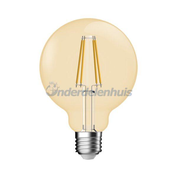 LED Globe Goud Lamp Ledlamp Energetic