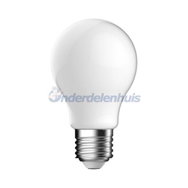 LED standaard E27 9,8W Mat Dimbaar Energetic