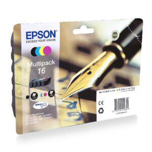 EPSON inkt 16 Multipack ORIGINEEL