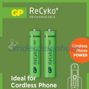 GP Recyko Batterij oplaadbare batterijen