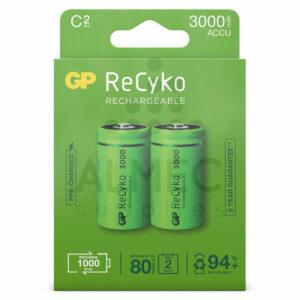 C batterij oplaadbaar 3000 mAh 1,2V kopen