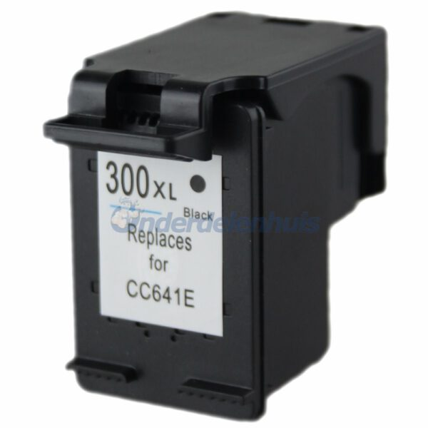 Inksave Inkt HP 300XL Inktcartridge