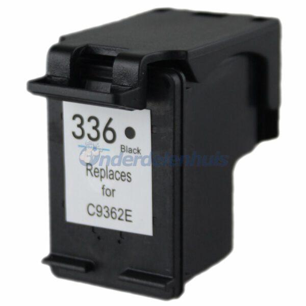 Inkt Inksave HP Inktpatroon Inkt cartridge 336