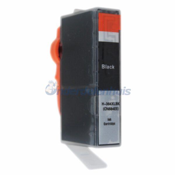 HP Inkt Inktpatroon 364 Zwart Inksave