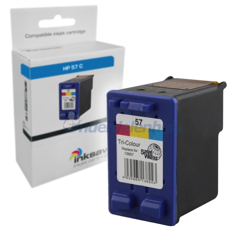 Inkt Inktpatroon HP Inkt cartridge 57C