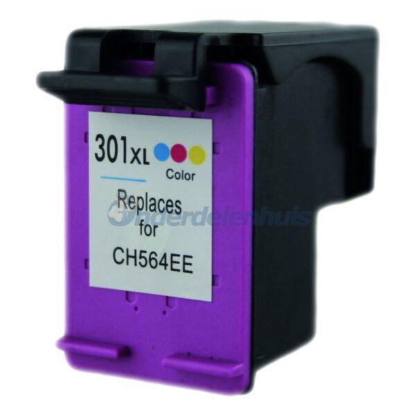 Inkt HP Inksave 301 Kleur Inktpatroon Inkt cartridge