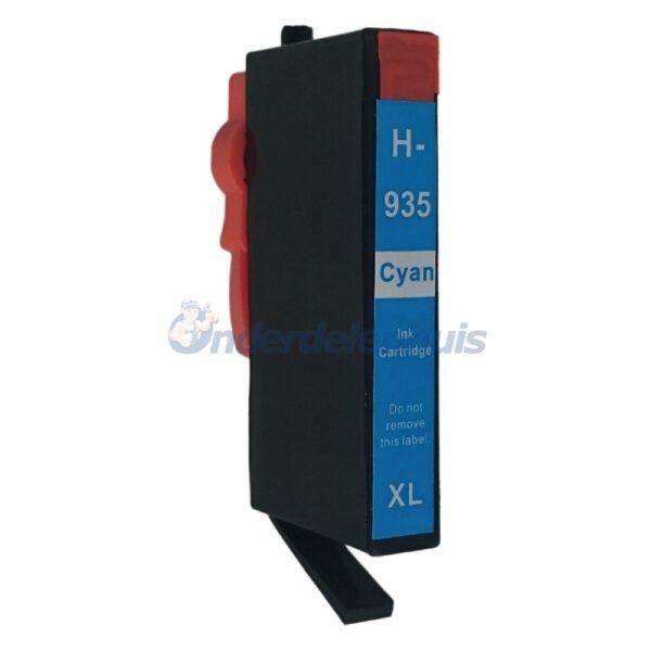 Inksave Inkt HP 935C Inktpatroon Inkt cartridge