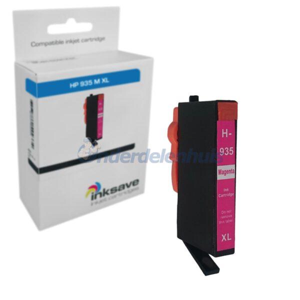 HP Inksave 935M Magenta Inkt Inktpatroon