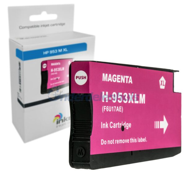 Inksave 953M Inkt Inktpatroon Inkt cartridge