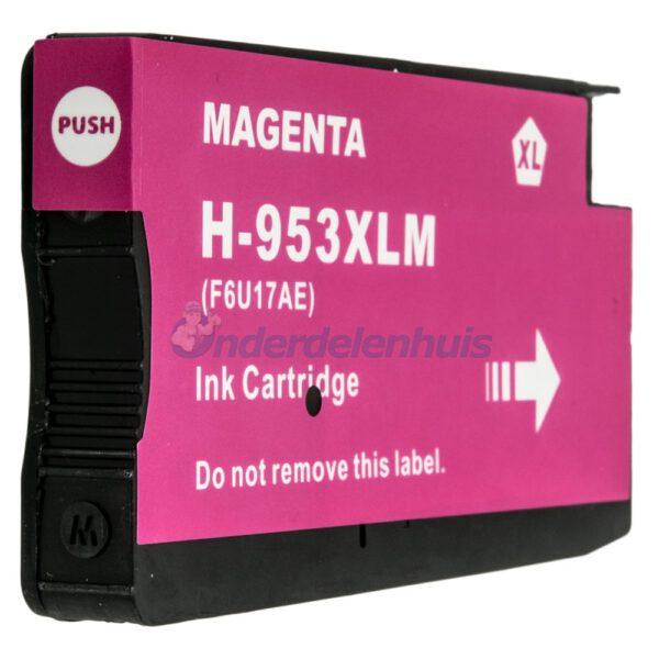 Inksave 953M Inkt Inktpatroon Magenta Inkt cartridge