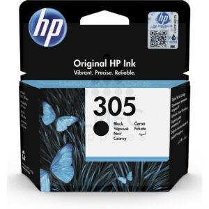 Inkt HP 305 BK inkt cartridge 2 ml origineel kopen