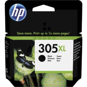 HP 305 BK XL origineel inkt cartridge HP 305XL kopen