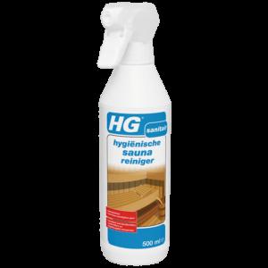 HG Hygienische sauna reiniger 500ml