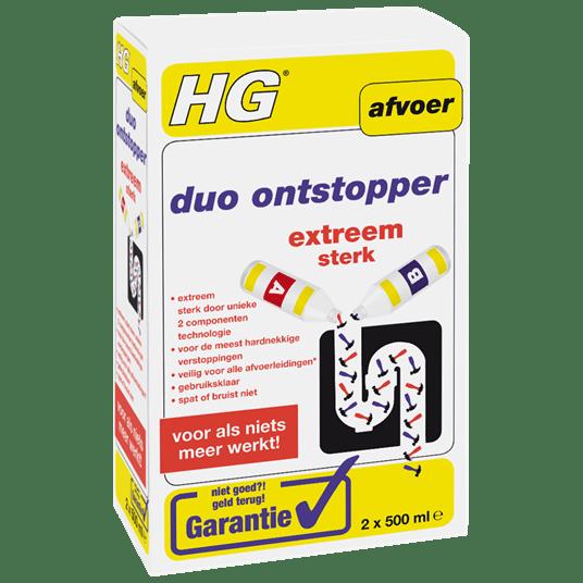 HG duo ontstopper