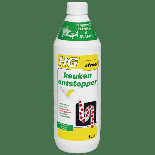 HG keukenontstopper / gootsteenontstopper