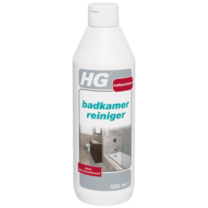 HG natuursteen badkamer reiniger 500 ml