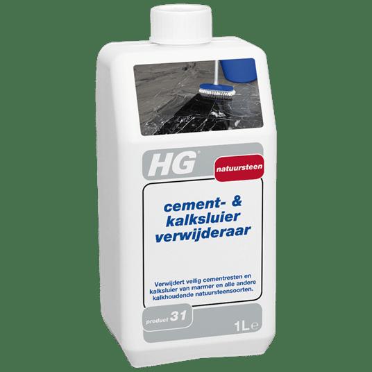 HG Natuursteen Cement & Kalksluier Verwijderaar