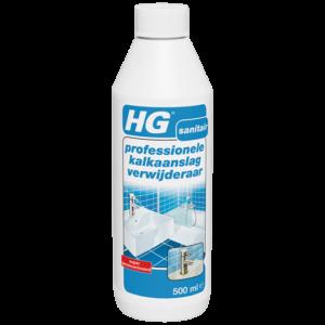 HG kalkaanslag verwijderaar professioneel