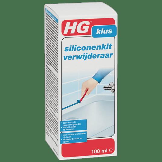 HG siliconenkitverwijderaar