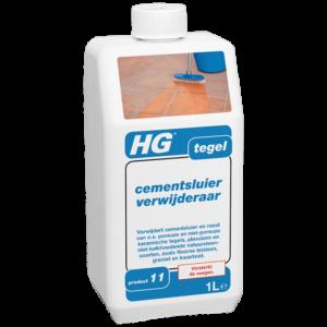 HG tegel cementsluierverwijderaar