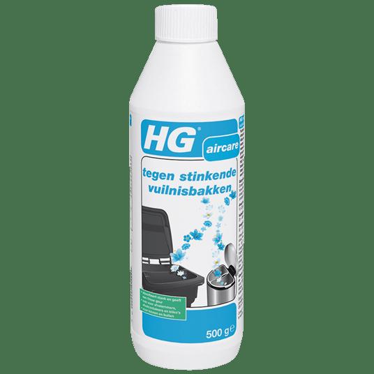 HG tegen stinkende vuilnisbakken
