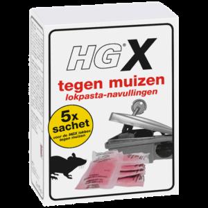 HGX Tegen Muizen Navullingen