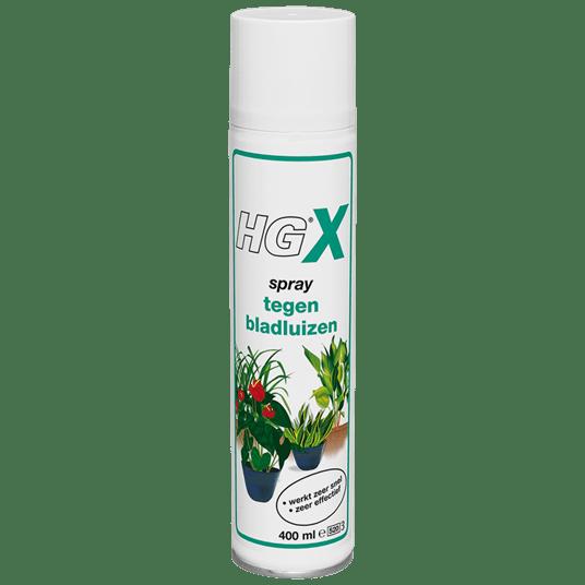 HGX spray tegen bladluizen
