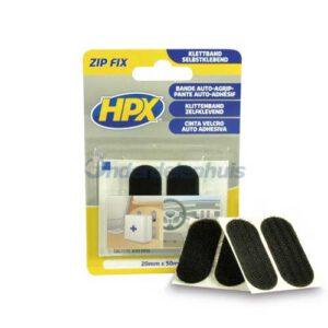 Klittenband pads HPX Zip Fix HPX855081-1