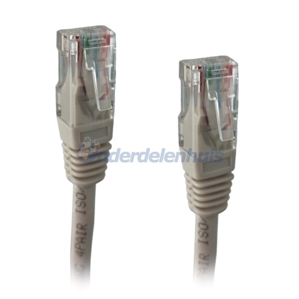 UTP Cat6 1 meter netwerkkabel