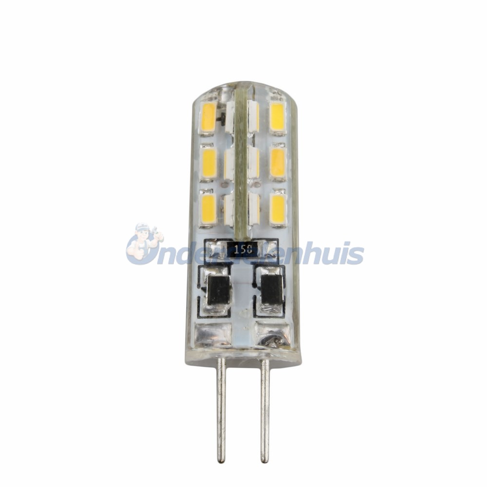LED Lamp G4 Dimbaar Siliconen Ledlamp