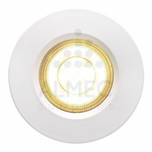 LED inbouwspot Nordlux smart light IP65 wit