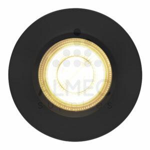 LED Inbouwspot Nordlux Smart Light Dorado IP65 Zwart