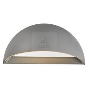 LED Wandlamp Nordlux Arcus Smart Light IP54 Grijs LED Lamp Kopen