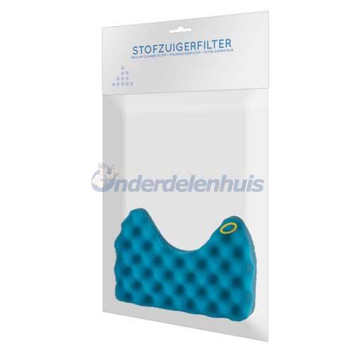 Foamfilter Samsung wasbaar stofzuigerfilter
