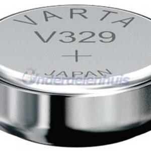 Varta V329 SR731SW knoopcel batterij VT329101401-1