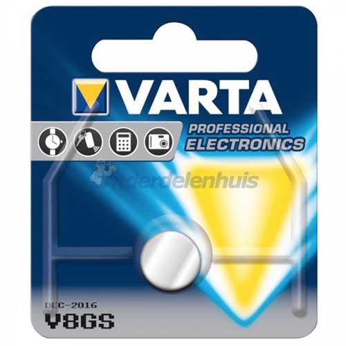 varta v8gs silver 1,55v sr55 knoopcel batterij VT4173101401-1