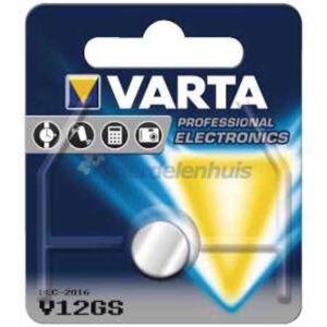 Varta V12GS SR43 knoopcel batterij VT4178101401-1