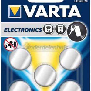 5 x Varta CR2025 3V Lithium batterij kopen