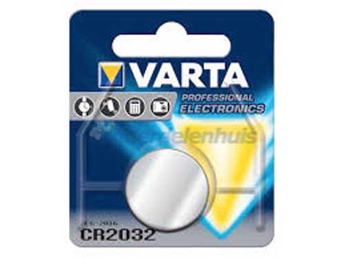 Varta CR2032 3V Lithium Batterij Kopen