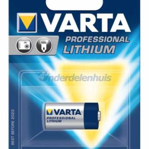 Varta CR123A 3V Lithium batterij kopen
