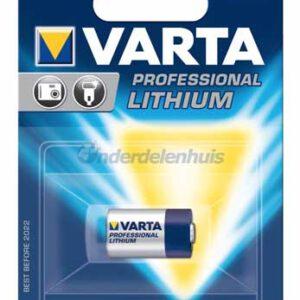 Varta CR2 3V Lithium batterij kopen