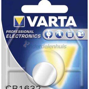 Varta CR1632 3V batterij kopen