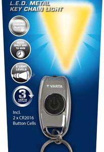Zaklamp LED sleutelhanger VT99001-1